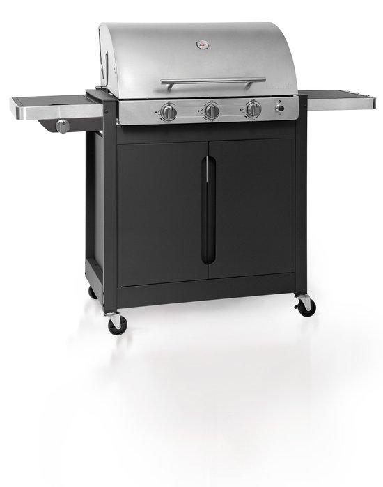 Barbecook Brahma 4.2 Gasbarbecue - Inox 1