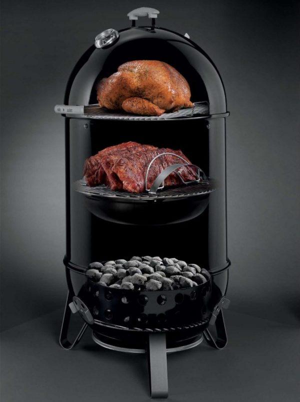 Barbecook XL Rookoven 2