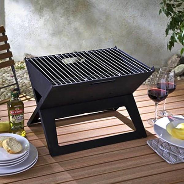 Gizzys notebook houtskoolbarbecue - Outs kleine ruimte ...