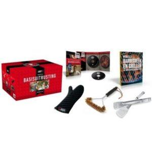 Weber Barbecue Basisuitrusting Box 2