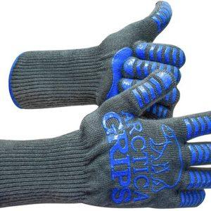 bbq handschoen silicoon