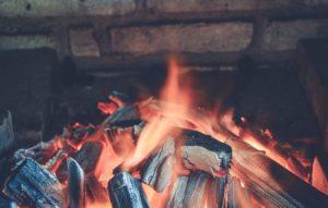 houtskool of briketten
