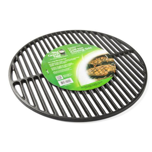 Big Green Egg BBQ - Gietijzeren rooster voor Medium