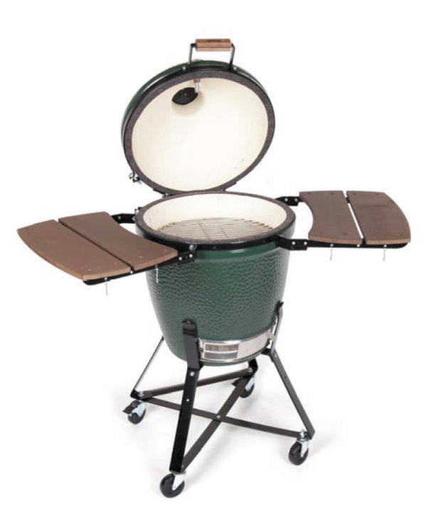 Big Green Egg Houtskoolbarbecue - Medium Open