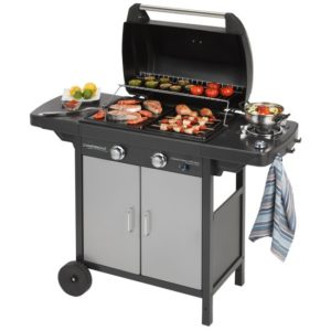 Campingaz 2 Series Classic EXS Vario Gasbarbecue - Zwart