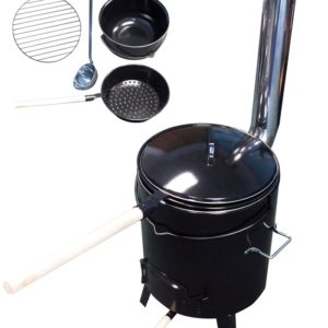 Pruttelpot Outdoor Cooker & Grill