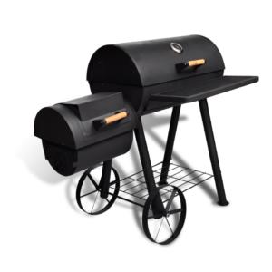 VidaXL Houtskoolbarbecue - Groot - 126 cm