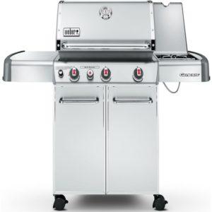 Weber Barbecue Genesis E-330 GBS System Editon Grijs