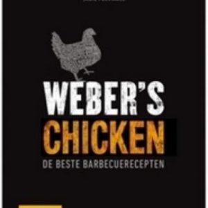 Weber Barbecues Boek 'Weber's Chicken'