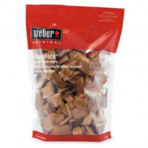 Weber Barbecues Houtsnippers Hickory, 1.3 kg 1