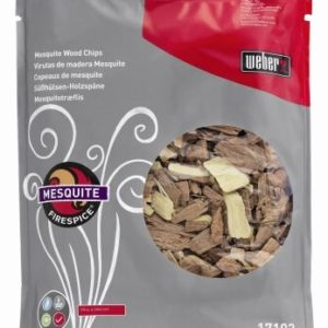 Weber Fire Spice Rookhout