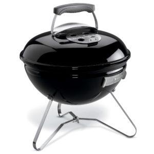 Weber Smokey Joe Premium Houtskoolbarbecue - Ø 37 cm - Zwart