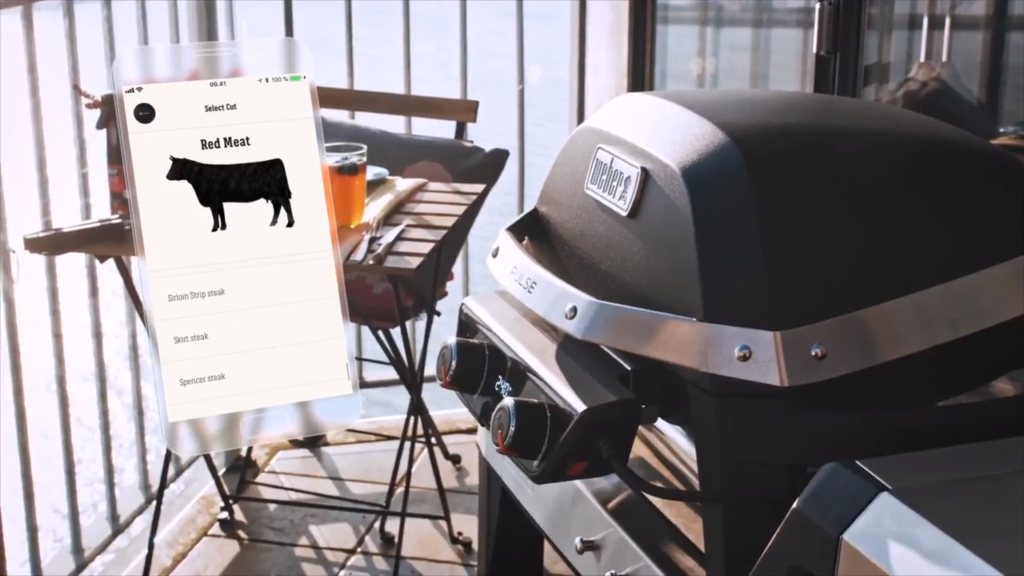 Weber Pulse 2000 review