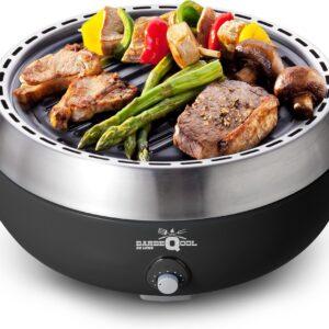 BarbeQoolGrillerette Deluxe Elektrische Barbecue 1