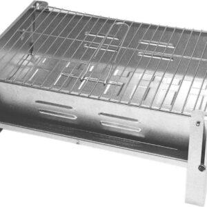 Gorillz Voyage Portable Parkbarbecue Houtskoolbarbecue 1